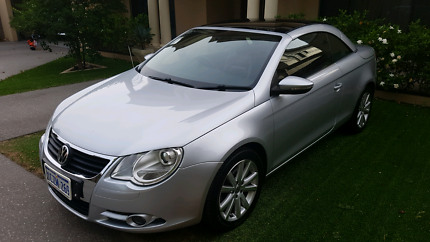 2009 VW Eos 147TSI Auto. Silver. Good condition. 137k. Recently s