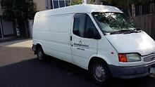 Ford Transit Van Minivan Diesel Manual LWB Mid Roof Brunswick East Moreland Area Preview