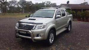 2013 Toyota Hilux Ute Hunters Hill Hunters Hill Area Preview