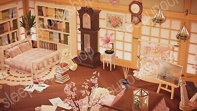 ACN H New Horizons 40PC Quaint Bedroom Attic Room Furniture Set - Fast Delivery