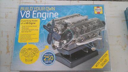 BUILD YOUR OWN V8 ENGINE Aberfoyle Park Morphett Vale Area Preview