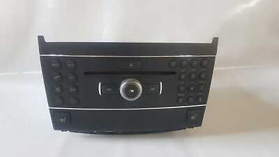 Audio CD Autoradio CD Player MP3 A2049007202 Mercedes GLK Klasse W204 S204 MOPF