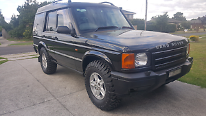 2002 landrover discovery TD5 Epping Whittlesea Area Preview