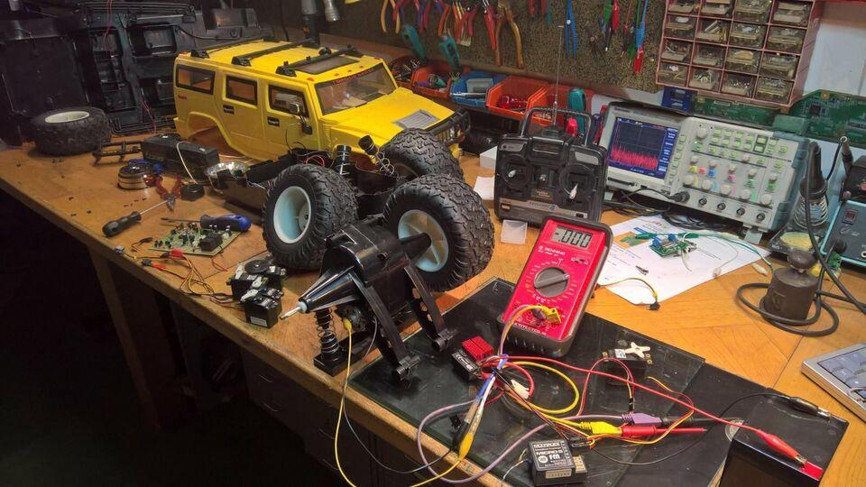 Reparaturservice für elektronisch / technische Geräte aller Art in Düsseldorf