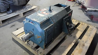 50 HP DC Reliance Electric Motor, 1750 RPM, MC2812ATZ Frame, DPFV, 240 V