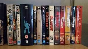 Assortment of TV Series DVD's Summer Hill Ashfield Area Preview