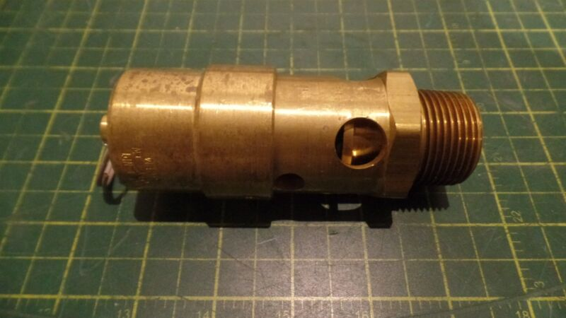 INGERSOLL RAND 36845030 SAFETY RELIEF VALVE ASSEMBLY 36 845 030 4820-01-423-3400