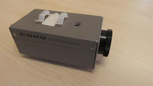 Cohu Solid State Camera Model 2122-1000-0000