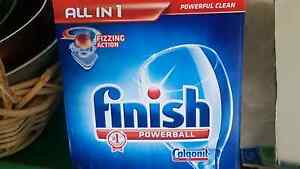 NEW Finish Powerball All in One Dishwasher tablets! Carss Park Kogarah Area Preview