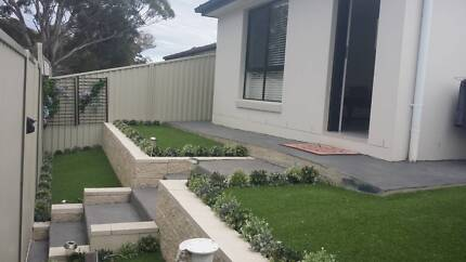 spacious 2 bedroom granny flat with private garden