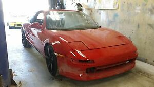 1992 Toyota mr2 turbo..t top