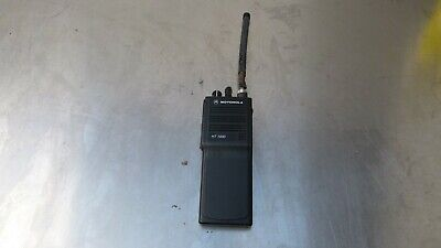 Motorola Ht1000 Portable Handie-talkie Fm Radio H01kdc9aa1bn Nx Without Battery