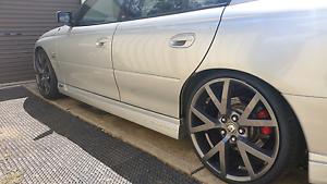 "20"" ve gts wheels + tyres Kellyville Ridge Blacktown Area Preview"