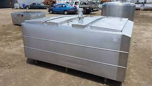 2730 lt stainless steel tank, milk vat, mixing, chrome dipping Timboon Corangamite Area Preview
