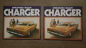 *****1972 Chrysler Unbelievable Valiant Charger sales brochures The Junction Newcastle Area Preview