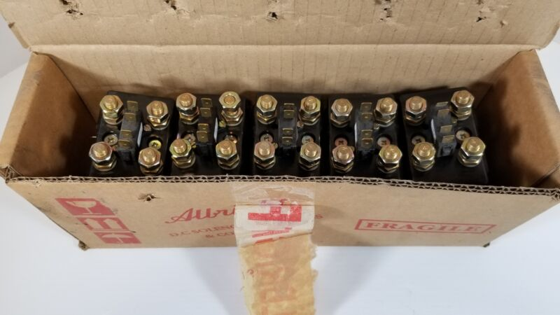 Box of 5 Curtis Albright SW190A-276T Solenoid Contactor Switch 120V
