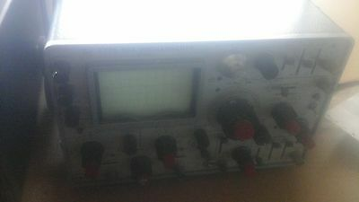 Tektronix Type 453 Two Channel Oscilloscope