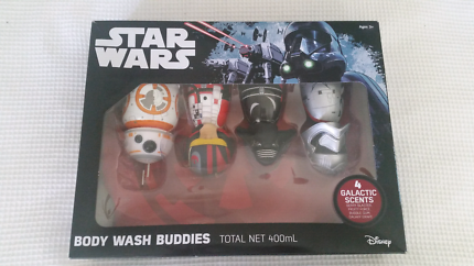 Star Wars Body Wash set. New and unopened
