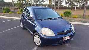 Cheap 2002 Toyota Echo, rego n rwc Bray Park Pine Rivers Area Preview