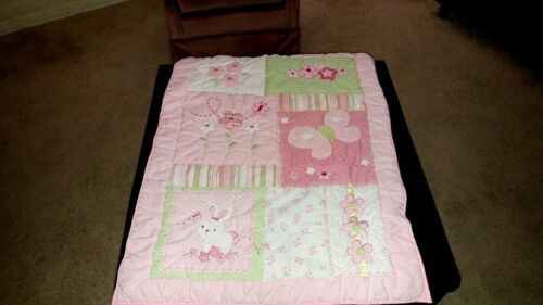 Carters, Child of Mine, Crib Blanket Baby Girl, Butterfly