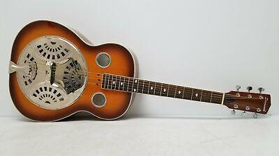 Savannah Acoustic Resonator Guitar Sunburst - $153.50