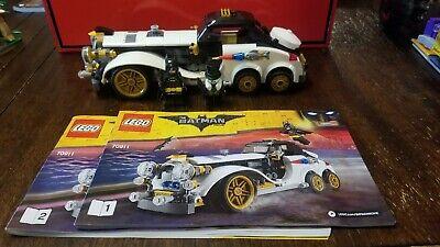 LEGO Set 70911 - The Lego Batman Movie - Penguin Arctic Roller