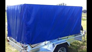 Heavy duty pvc trailer covers Kemps Creek Penrith Area Preview
