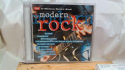 Modern Rock 10 Of Modern Rock's Best 1995 Sony Music Entertainment