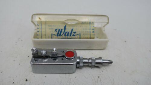 Vintage Walz Camera Self Timer - Tested *Read* w/ Case