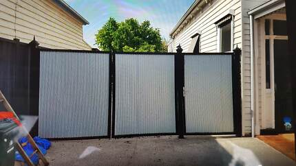 All in line fencing