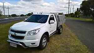 2012 Holden Colorado Ute (My13) RG 4x4 Warwick Southern Downs Preview
