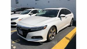 2018 Honda Accord Sedan 2.0T Touring 10AT