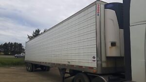 2006 carrier reefer unit