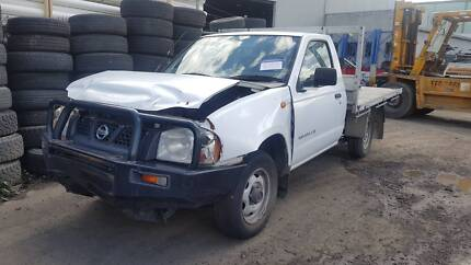 Nissan Navara D22 - Now Wrecking V6 - Parts Only