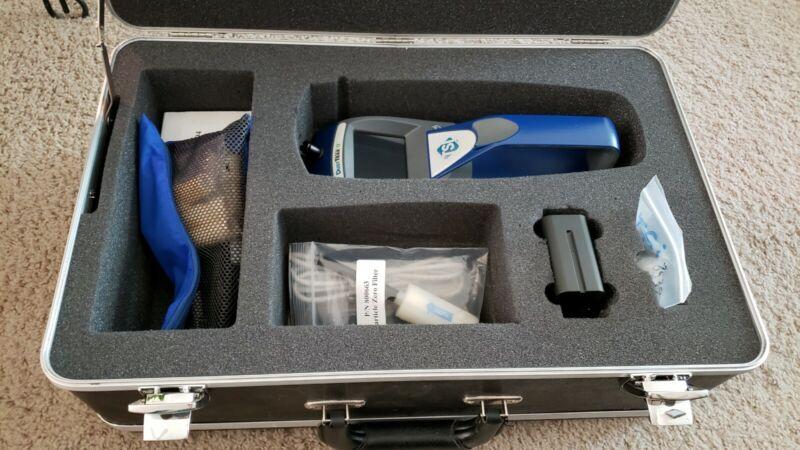 TSI DustTrak II 8532/Dust Trak 2 Handheld Aerosol Monitor, Stylus Touch Screen