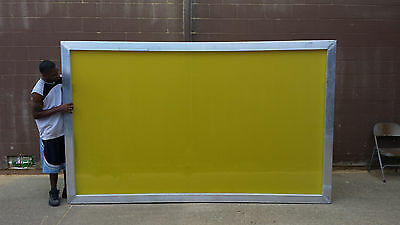 Aluminum Silk Screen Frame- 76x125-230 For Sign Makers