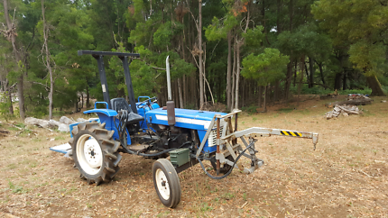Small 2wd Tractor