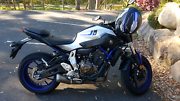 Yamaha MT07 2016 (Lams Approved) Arana Hills Brisbane North West Preview