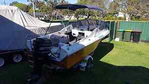 18ft Swiftcraft Glendale Lake Macquarie Area Preview