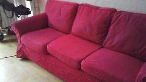 Ikea 3-seater Ektorp sofa Cammeray North Sydney Area Preview