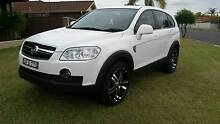 2008 Holden Captiva Wagon Raby Campbelltown Area Preview