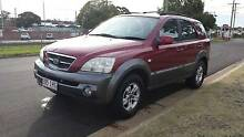 2004 Kia Sorento Wagon Cambooya Toowoomba Surrounds Preview
