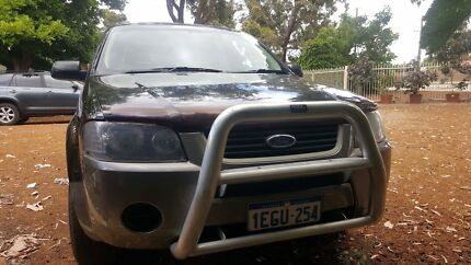 2005 ford Territory