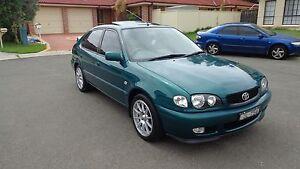 2000 Toyota Corolla Seca Levin 5 Spd Manual 5 Door Hatch 1.8L EFI Prestons Liverpool Area Preview