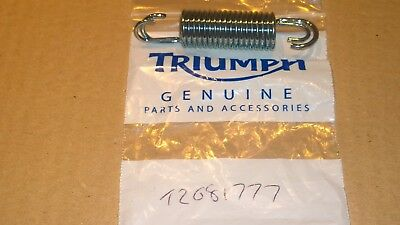 11 13 TRIUMPH TIGER 800  TROPHY 1215 NEW GENUINE CENTRE STAND SPRING