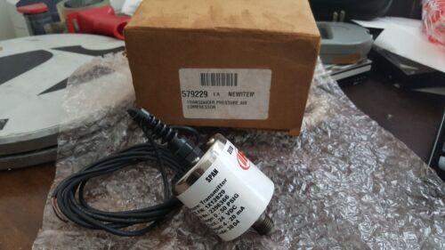 ONE NEW INGERSOLL RAND 1X12829-50 PRESSURE TRANSMITTER 0-50 PSIG 4-20MA 24VDC