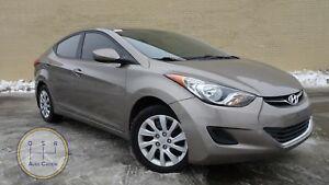 2013 Hyundai Elantra GLS   LOW KM   CLEAN CARPROOF   HEATED SEAT