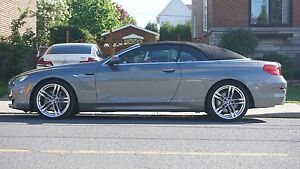 Bmw650i convertible