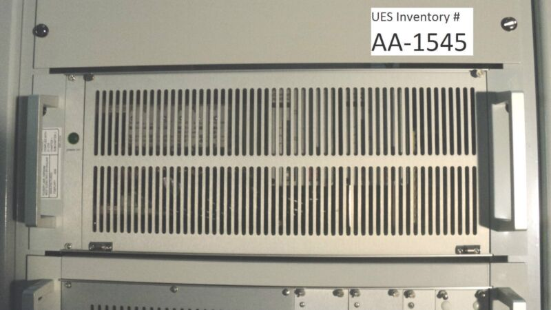AMAT Applied Materials 9090-01144 Processor and Sensor Rack Quantum X Used