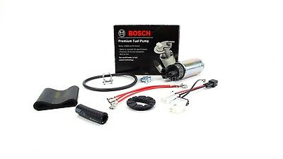 NEW Bosch Electric Fuel Pump 69223 Chevrolet Buick Pontiac Oldsmobile 1988-1996